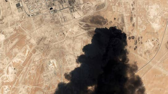 Saudi oil field attack causes worst disruption to world supplies ever