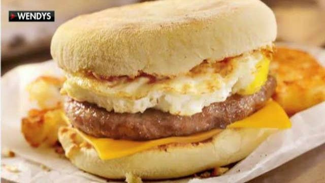 Wendy's $20 million breakfast investment