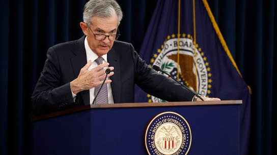 Jerome Powell addresses where the Fed funds rate is heading