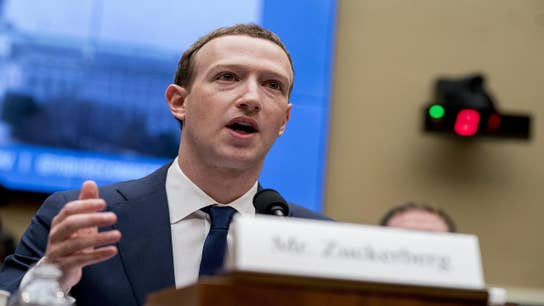 Sen. Warner on meeting with Facebook CEO Zuckerberg: There's a real debate about identity verification