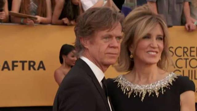 Judge orders prison time, community service for Felicity Huffman