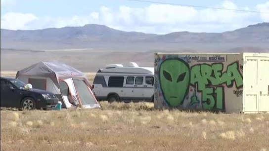 'Storm Area 51' kicks off