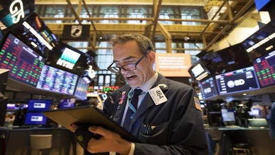 Energy, financial stocks drag on the markets