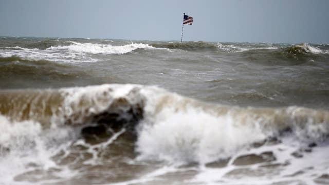 Former FEMA Director on why Hurricane Dorian is stuck