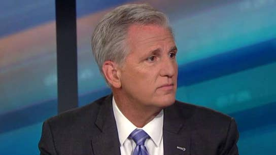 If Pelosi brings USMCA to the floor, it will pass: Rep. Kevin McCarthy
