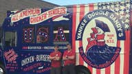 Boiler room worker uses game show winnings to start successful patriotic food truck