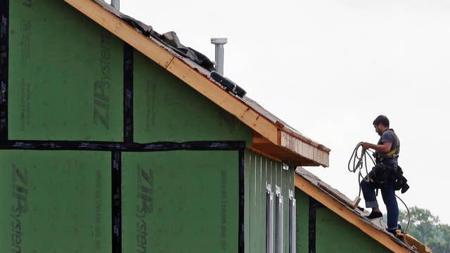 Builder confidence hits yearly high
