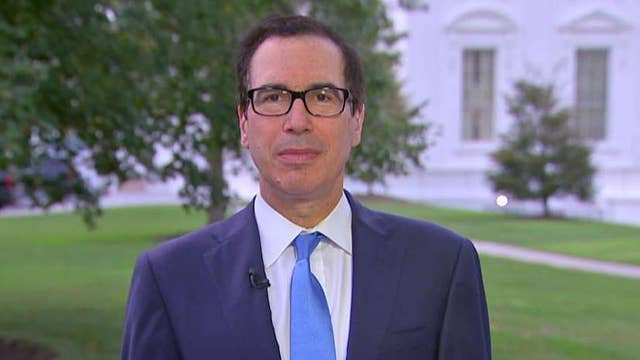 Steven Mnuchin on China trade tensions: Haven't seen any impact on US economy