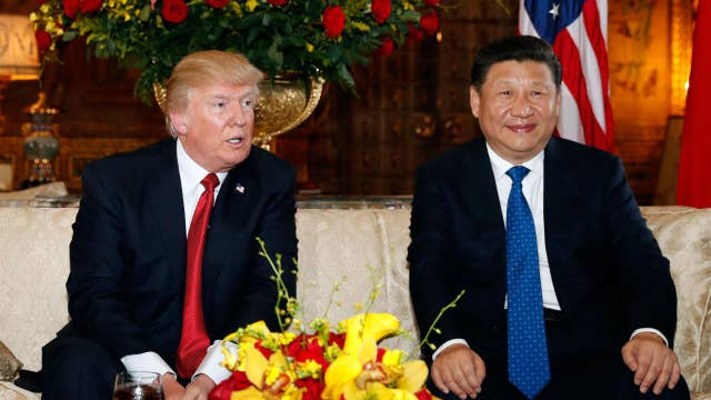 China trying to run out the clock on Trump's presidency?