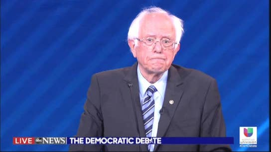 Bernie: Trump thinks trade policy is a tweet at 3 a.m.
