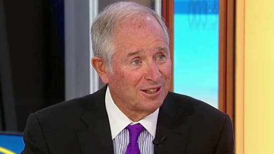 Blackstone CEO on China: We have to separate trade and national security