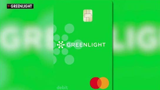 Greenlight raises $81.5 million for debit card for kids