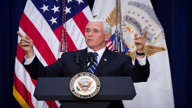 Mike Pence: If USMCA goes to the House, Senate, it will pass