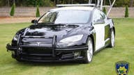 Tesla police car runs out of battery during police pursuit