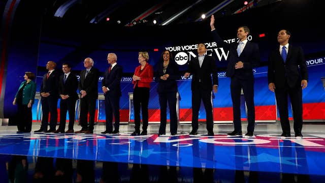 Will 2020 Democrats demonstrate the effectiveness of their health care plans?