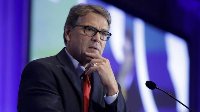 Rick Perry: US 'on the verge of being a net energy exporter'