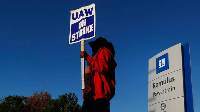 How GM strike is impacting one of the largest car dealers in the northeast
