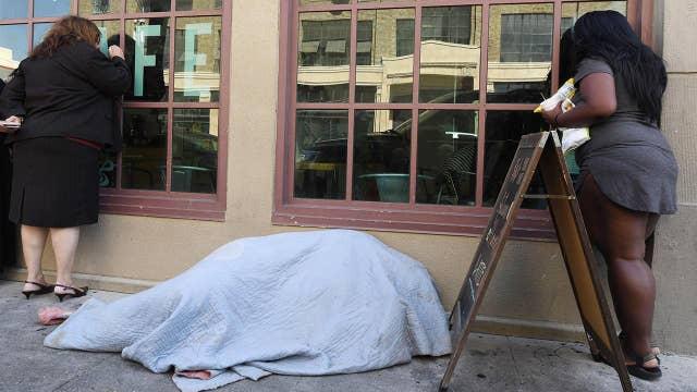 Will new rent cap fix California's homelessness crisis?