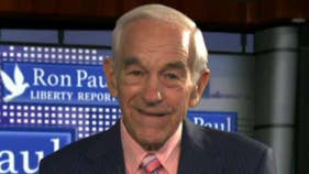 Ron Paul: No, cryptocurrency is not something the Fed should be getting its 'hands around'