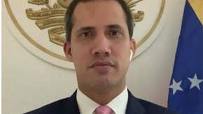 Venezuela leader Guaido warns of 2020 Dems' socialist agendas