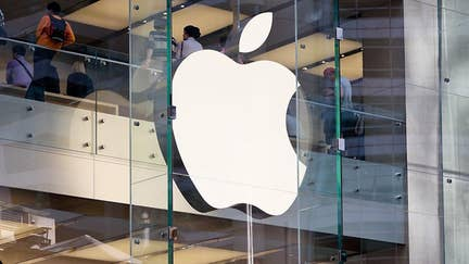 Apple shares rise on strong quarter as AirPod Pros, Apple TV+ launch