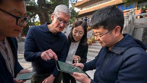 Tim Cook needs to ensure Apple doesn't obey the whims of China: Ted Cruz