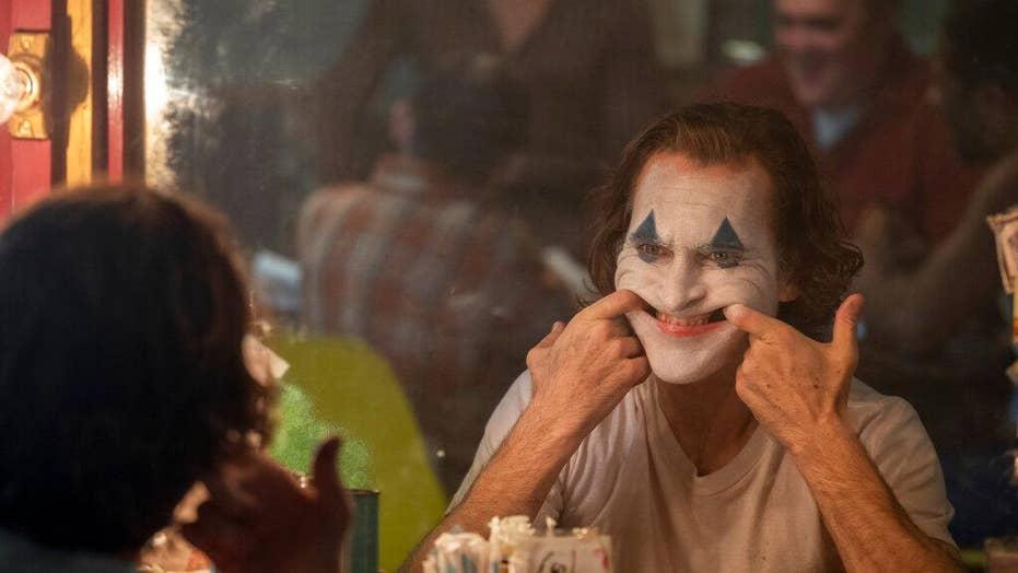 Joker box office weekend initial numbers