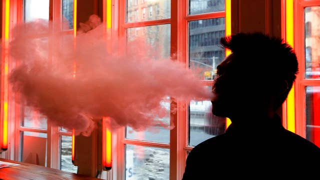 17-year-old becomes youngest to die from vaping