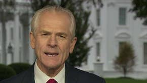 Peter Navarro slams Nancy Pelosi over USMCA