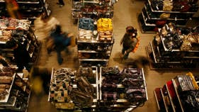 Retail sales fall in September, but the consumer is still strong