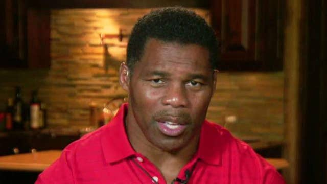 Herschel Walker: 'There's a reason you call it amateur sports'
