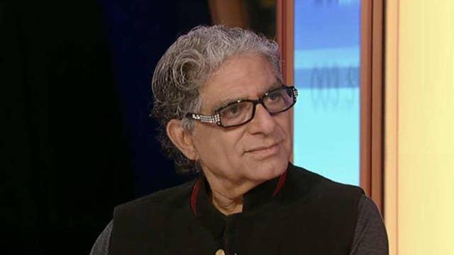 Deepak Chopra on methods for quieting the mind