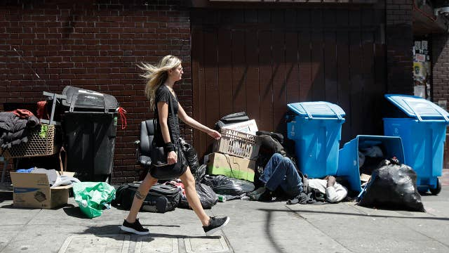 Austin mayor explains city's increasing homeless population numbers