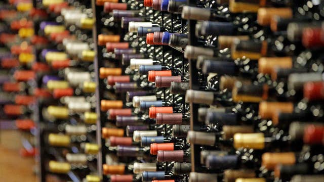 New tariffs on wine, cheese, and olive oil take effect