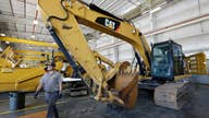Manufacturing falls to lowest level in a decade