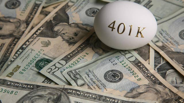 How much should you have saved in your 401(k) for retirement?
