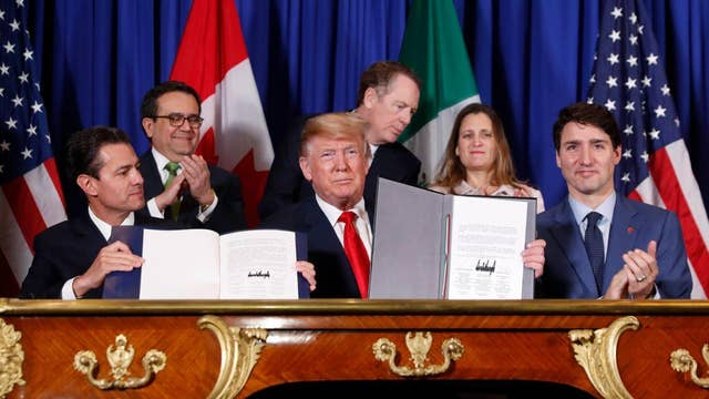 USMCA has 'so much' that will benefit American companies, workers: Former Commerce Secretary