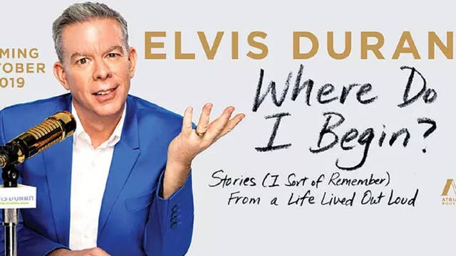 Is music from the '90s better than today's music? Radio host Elvis Duran weighs in