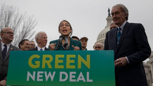 Cost of Green New deal 'so colossal no one would believe it': Analyst