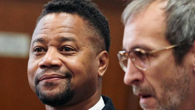 Cuba Gooding Jr.'s attorney denies groping allegations