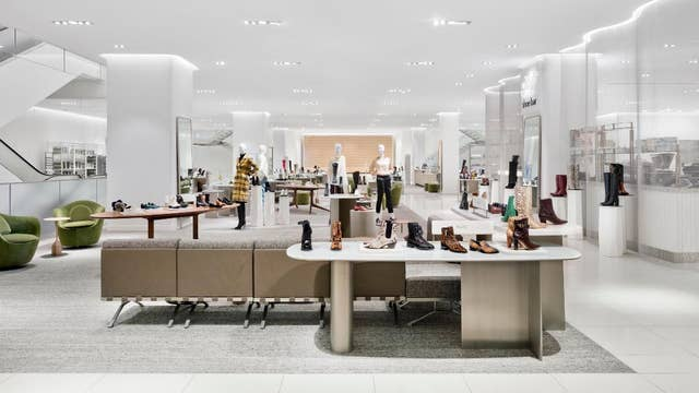 Nordstrom opens huge brick and mortar NYC flagship