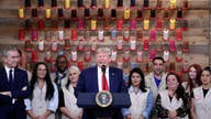 Trump celebrates opening of new Louis Vuitton facility in Texas