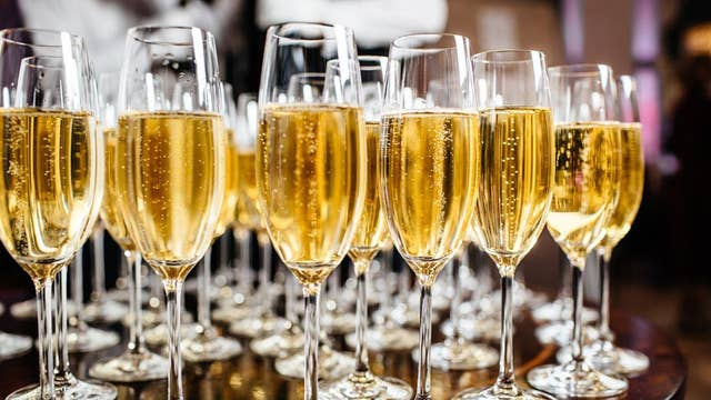 Sparkling wine that's all-American