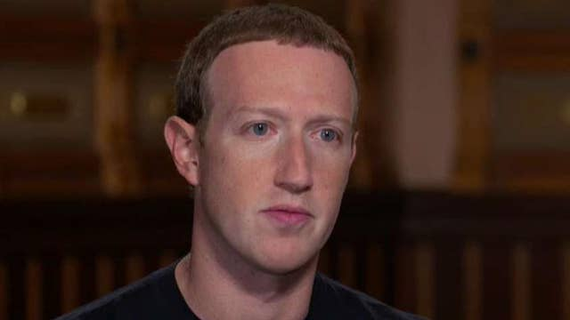 Facebook's Zuckerberg: Billionaires shouldn't give all their wealth to the government