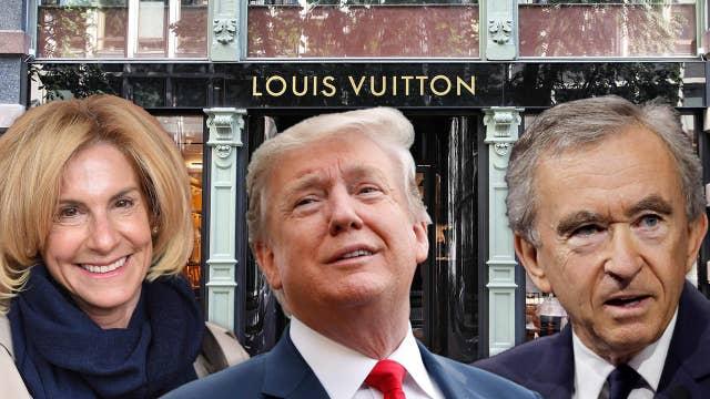 Trump to visit new Louis Vuitton facility in Alvarado, Texas