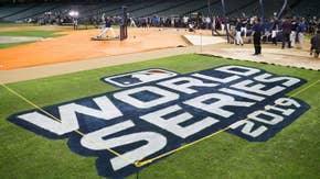 Check out the new technology at the World Series