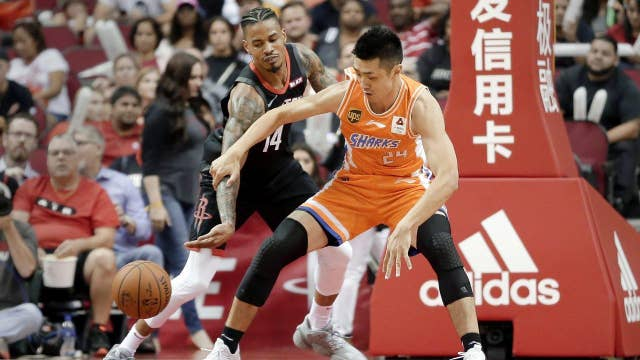 These businesses are severing ties with the Houston Rockets over Hong Kong tweet