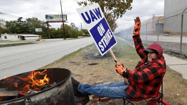 GM-UAW contract approved, ending the strike