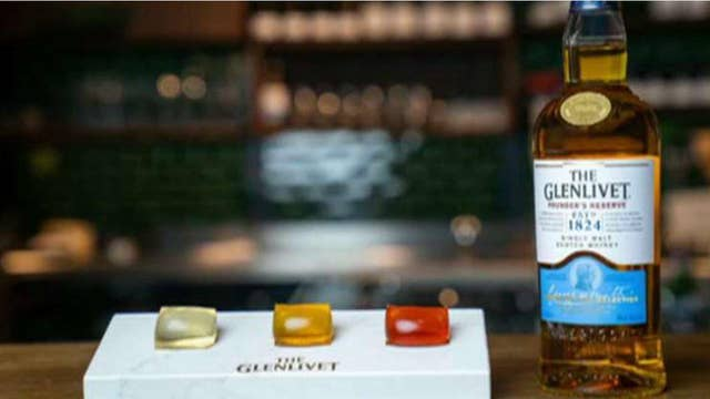 The Glenlivet goes glass-less with scotch whisky pods
