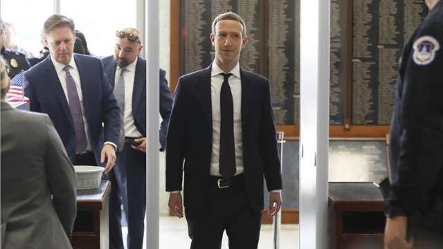 Facebook's Zuckerberg: Libra will extend America's global financial leadership